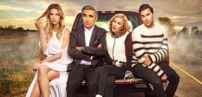 Schitt's Creek et Let's Get Physical en janvier sur Pop